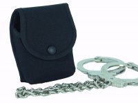 Leg Irons Pouch for Peerless 703, w/flap, Model 534-4