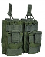SHS - 996 STACKER OPEN-TOP MAG POUCH DOUBLE