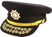 Fire Uniform Cap