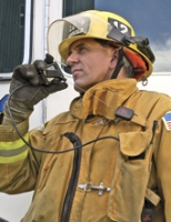 RT2- 4022 Mic Keeper - Firefighting