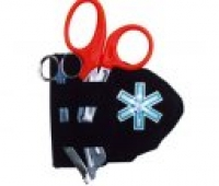 Case for face mask and scissors (Life Cross) SKU HT700