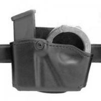 Safariland 573 Paddle Style Magazine Holder and Handcuff Pouch
