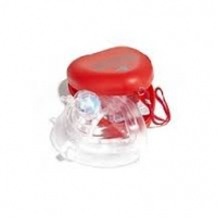 FIRST AID C.P.R. MASK ONE WAY VALVE - FACPRM